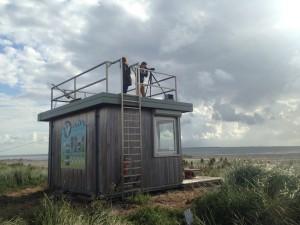Vogelwachterspost-Boschplaat-foto-Staatsbosbeheer-Terschelling
